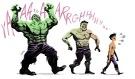 GT Hulk - decrecimiento