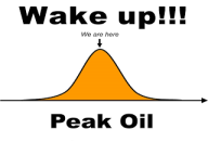GT Wake up - Peak Oil